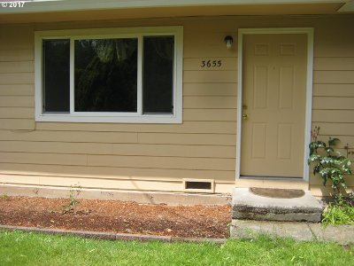 Beaverton Single Family Home For Sale: 3655 SW 144th Ave