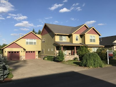 Wilsonville, Canby, Aurora Single Family Home For Sale: 21032 Jenny Marie Ln NE