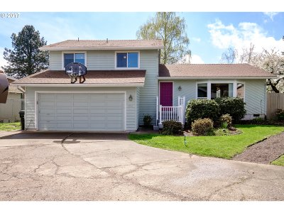 Keizer Single Family Home Sold: 1745 Springtime Ct