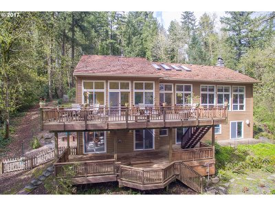 Single Family Home For Sale: 18840 Hill Top Rd