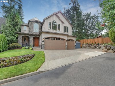 West Linn Single Family Home For Sale: 6456 Evergreen Dr