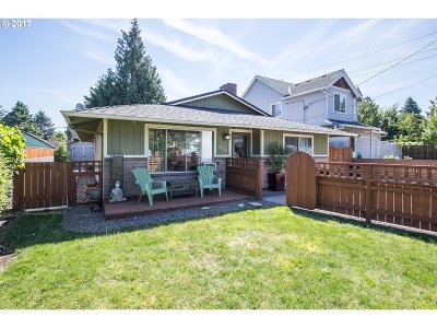 Single Family Home For Sale: 4524 NE 76th Ave