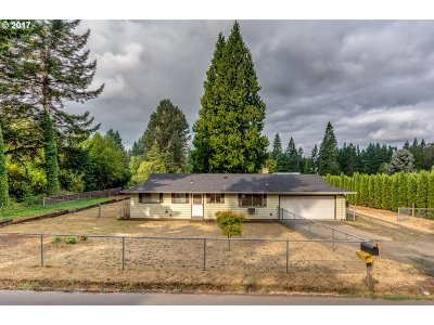 Boring Single Family Home For Sale: 11861 SE 362nd Ave