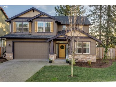 Camas, Washougal Single Family Home For Sale: 3532 P St