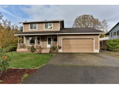 Milwaukie Single Family Home For Sale: 4809 SE Naef Rd