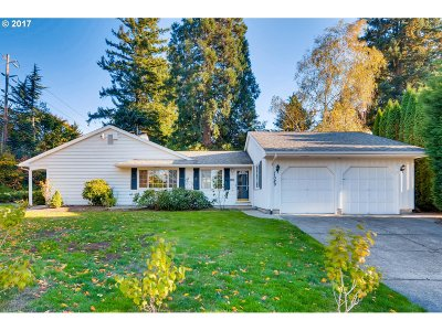 Portland Single Family Home For Sale: 11080 SW Butner Rd