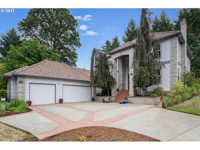 Beaverton Single Family Home For Sale: 20372 SW Tremont Way
