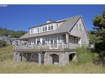 Cannon Beach OR Single Family Home For Sale: $2,998,000