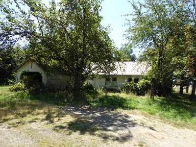 Canby OR Single Family Home For Sale: $280,000
