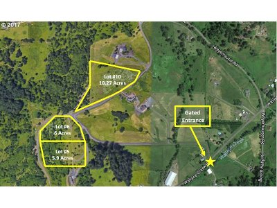 Springfield Residential Lots & Land For Sale: Wallace Creek Rd #5