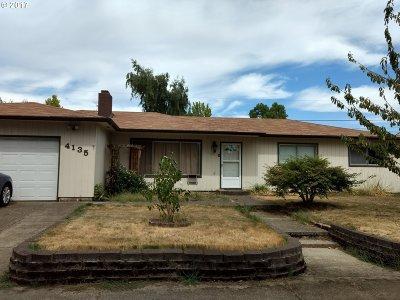 Salem Single Family Home For Sale: 4135 Cranston St SE