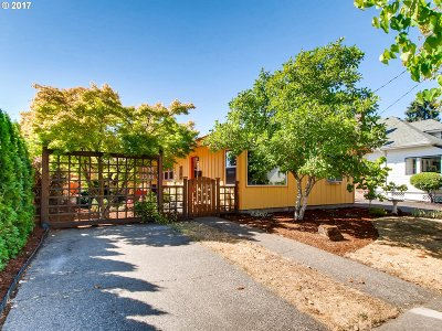 Portland Multi Family Home For Sale: 1533 NE 73rd Ave