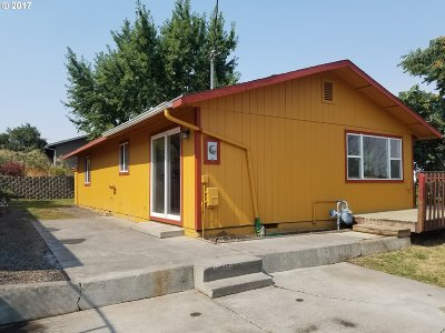 Pendleton Single Family Home For Sale: 819 SW 9th