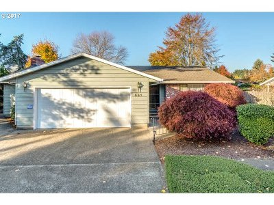 McMinnville Single Family Home For Sale: 651 NW Baker Creek Rd