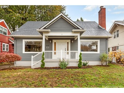 Single Family Home For Sale: 2124 NE 53rd Ave