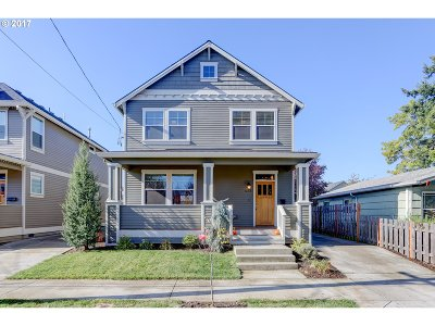 Single Family Home For Sale: 623 NE 79th Ave