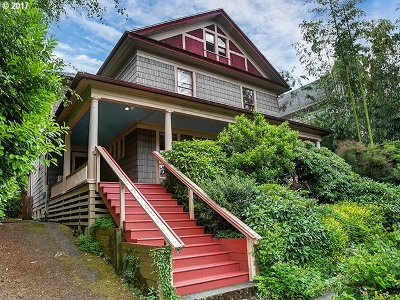 Single Family Home For Sale: 3424 SE Main St