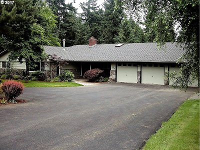 Oregon City Single Family Home For Sale: 15384 Holcomb Blvd