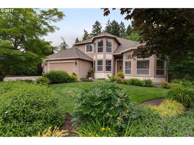 Tigard Single Family Home For Sale: 12825 SW Morningstar Dr