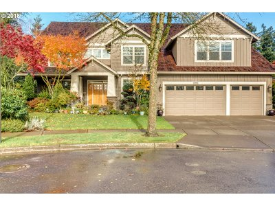 West Linn Single Family Home For Sale: 4091 Ridge Ct