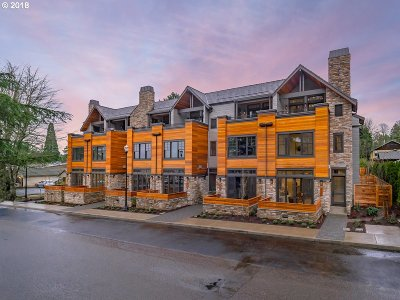Lake Oswego Single Family Home For Sale: 572 4th St