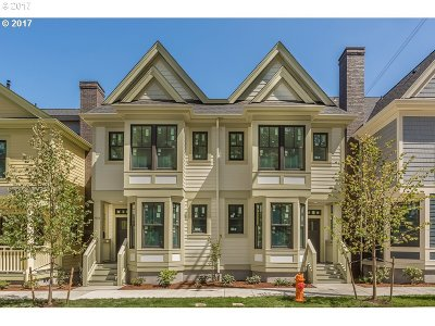Portland Condo/Townhouse For Sale: 3224 SW 2nd Ave