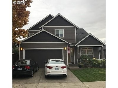Keizer Single Family Home For Sale: 1184 NE Maddy Ave