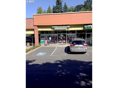 Lake Oswego Commercial For Sale: 15088 Bangy Rd