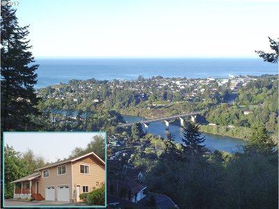 Brookings Single Family Home For Sale: 16659 Crown Terrace Rd
