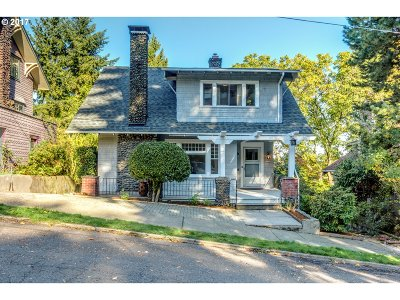 Single Family Home For Sale: 3109 NW Vaughn St