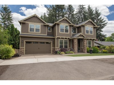 Single Family Home For Sale: 9460 NW Leahy Rd