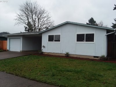 Springfield Single Family Home For Sale: 1067 57th St