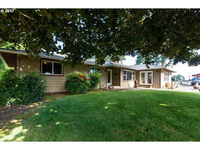 Scio Single Family Home Sold: 39027 Shilling Dr