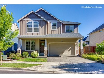 Single Family Home For Sale: 17255 SW Waterleaf Ln