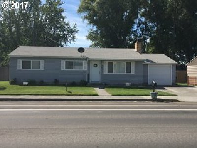 Hermiston Single Family Home For Sale: 245 W Highland Ave W