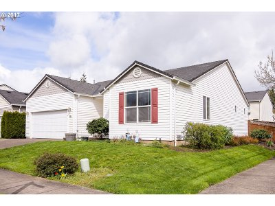 Eugene OR Single Family Home Sold: $275,000