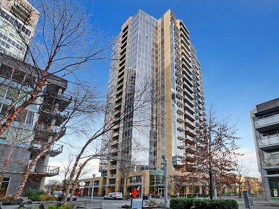 Condo/Townhouse For Sale: 3570 SW River Pkwy #1609