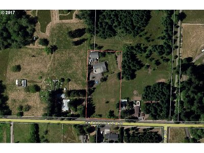 King City, Sherwood Residential Lots & Land For Sale: 17687 SW Brookman Rd