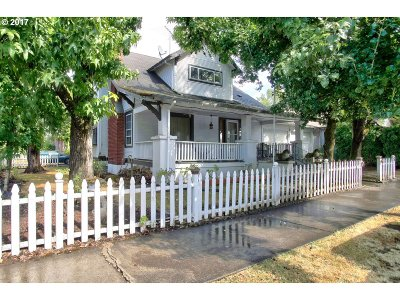 McMinnville Single Family Home For Sale: 309 NE 5th St
