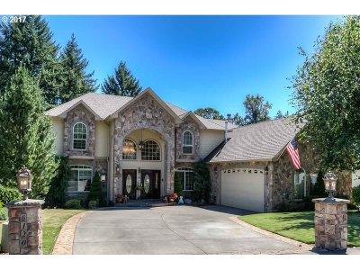 Salem Single Family Home For Sale: 6120 Lone Oak Rd S
