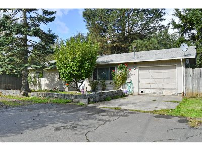 Single Family Home For Sale: 8015 SE 63rd Ave