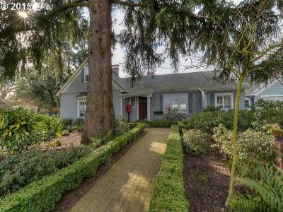 Salem Single Family Home For Sale: 2741 Front St