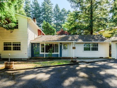 West Linn Single Family Home For Sale: 1575 6th St