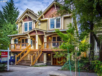 Portland OR Single Family Home For Sale: $750,000