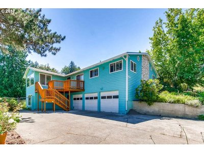 Single Family Home For Sale: 7324 SE 113th Ave