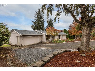 Columbia City Single Family Home For Sale: 2940 6th St