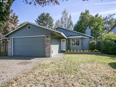 Wilsonville, Canby, Aurora Single Family Home For Sale: 29462 SW Yosemite St