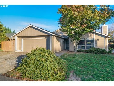 Newberg OR Single Family Home Sold: $349,900