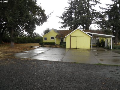 Cottage Grove, Creswell Single Family Home For Sale: 81618 Davisson Rd