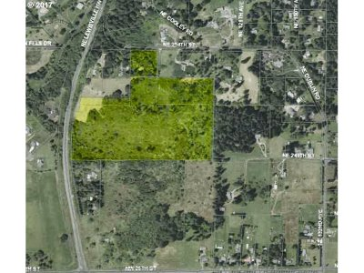 Battle Ground Residential Lots & Land For Sale: 12309 NE 254th St